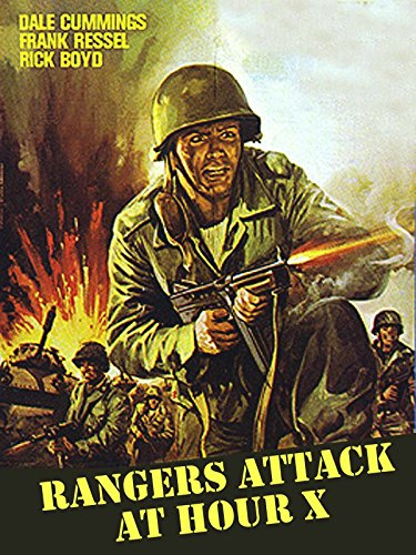 poster Rangers - attacco ora X (1970)