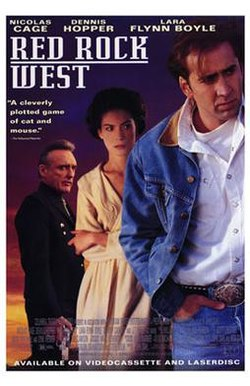 poster Red Rock West (1993)