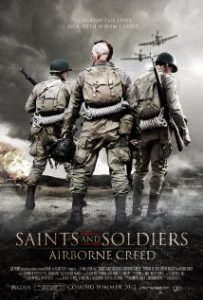 poster Saints and Soldiers Airborne Creed (2012)
