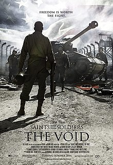 poster Saints and Soldiers The Void (2014)