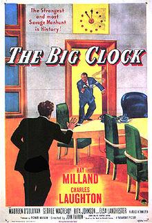 poster The Big Clock (1948)