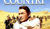 poster The Big Country (1958)