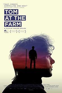 poster Tom a la ferme (2013)