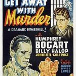 poster You Can't Get Away with Murder (1939)