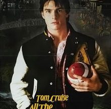 poster All the Right Moves (1983)