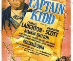 poster Captain Kidd (1945)