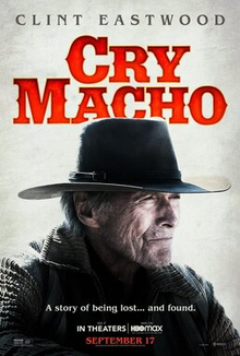 poster Cry Macho (2021)