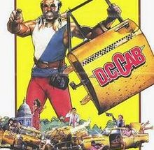 poster D.C. Cab (1983)