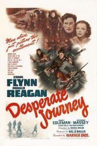 poster Desperate Journey (1942)