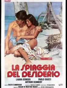 poster Emmanuelle on Taboo Island (La spiaggia del desiderio (1976)