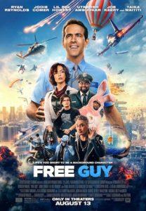 poster Free Guy (2021)
