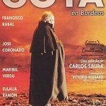 poster Goya en Burdeos (1999)