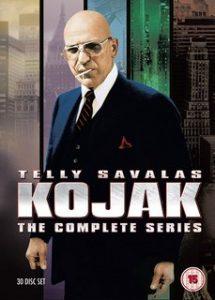 poster Kojak (1973–1978)