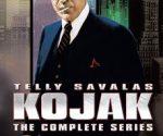 poster Kojak Knockover (TV Episode 1973)