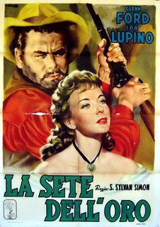poster Lust for Gold (1949)