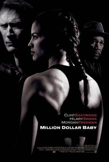 poster Million Dollar Baby (2004)
