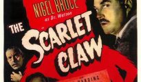 poster Sherlock Holmes And The Scarlet Claw (1944) 2