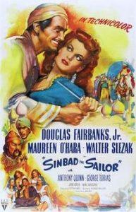 poster Sinbad the Sailor (1947)