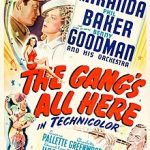 poster The Gang's All Here (1943)