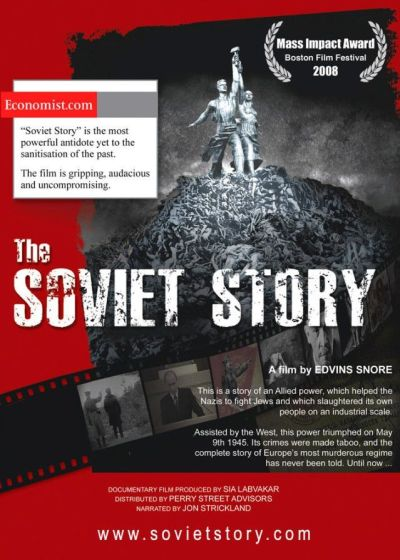 Poster The Soviet Story