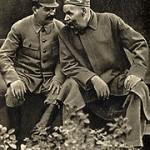Stalin si Gorki