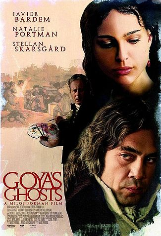 poster Goyas ghosts
