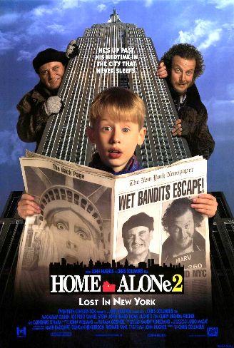 poster Home Alone 2- Lost in New York - Singur acasă 2 - Pierdut în New York 1992