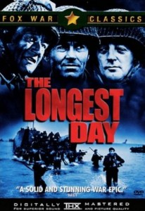 poster The Longest Day - Ziua cea mai lungă