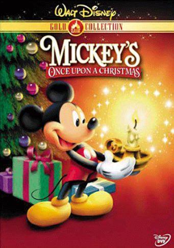 poster desene animate Mickey A fost odata de craciun - Mickey's Once Upon a Christmas 1999 - Film