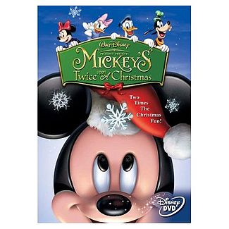 poster desene animate Mickeys Twice Upon a Christmas
