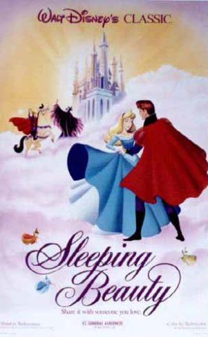 poster desene animate Sleeping Beauty - Frumoasa adormita vedeti aici filmul