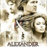 poster film Alexander - Alexandru - Alexandru cel Mare 2004