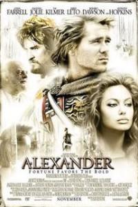 poster film Alexander - Alexandru - Alexandru cel Mare 2004