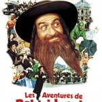 poster film Aventurile Rabinului Jacob - Les Aventures de Rabbi Jacob - 1973
