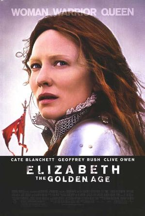 poster film Elizabeth The Golden