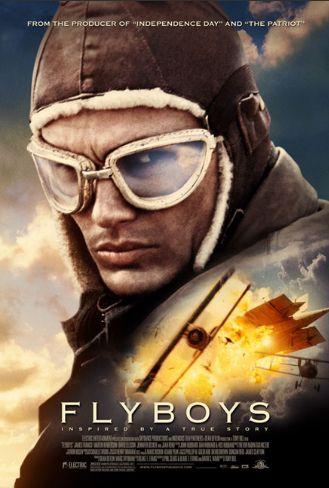 poster film Flyboys - Eroii cerului 2006