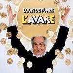 poster film L'avare - Avarul - 1980