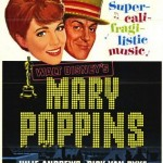 poster film Mary Poppins - Mary Poppins 1964