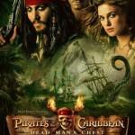 poster film Pirates of the Caribbean- Dead Man's Chest - Piraţii din Caraibe- Cufărul Omului Mort 2006