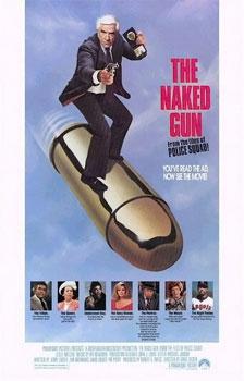 poster film The Naked Gun