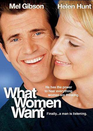 poster film - What Women Want - Ce-şi doresc femeile (2000)
