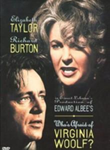 poster film Who's Afraid of Virginia Woolf - Cui i-e frica de Virginia Woolf- 1966