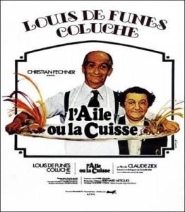 poster film aripiora sau picior - L Aile Ou La Cuisse