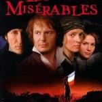 poster film mizerabilii - film les miserables - 1998