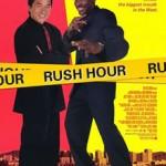 poster film ora de varf - rush hour