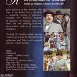 poster film poirot - misterul trenului albastru