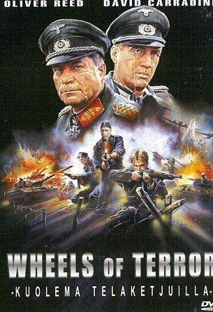 poster film the misfit brigade - frontul terorii