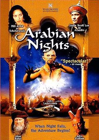 poster fim Arabian Nights - O mie si una de nopti (2000)